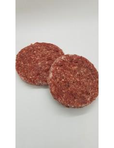 Marha hamburgerhús 4×125gr,...